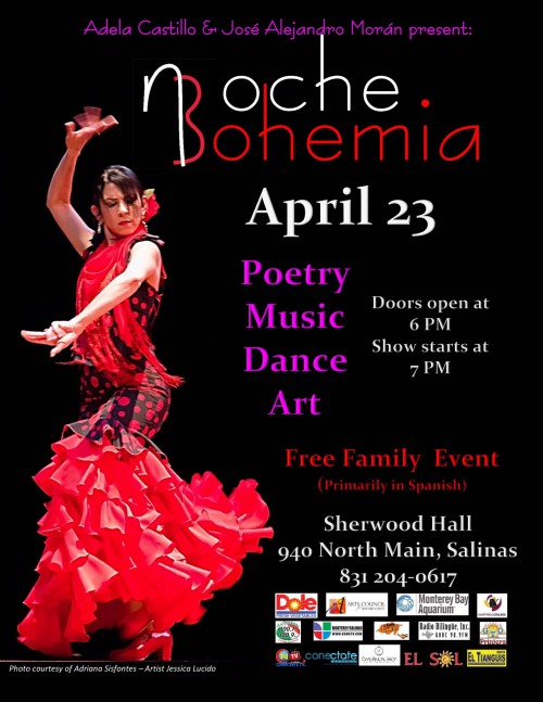 Noche Bohemia Poster